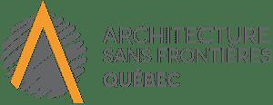 Architecture sans frontières Québec Logo
