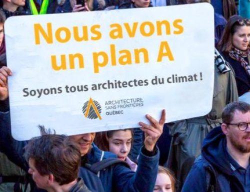 Appel à la mobilisation : Marche mondiale pour le climat