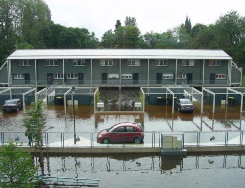 Sondage sur l'adaptation des bâtiments aux inondations