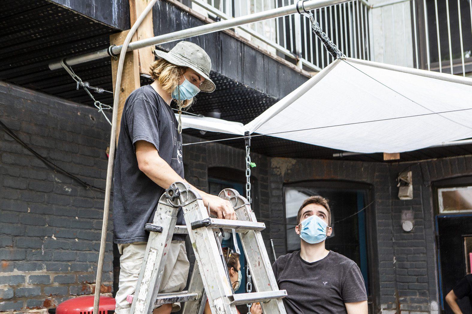 Urgence COVID - Architecture Sans Frontières Québec