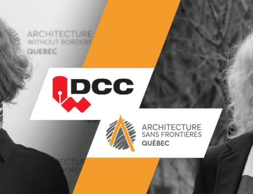 9 décembre 2020, 8amWebinaire gratuit – L'architecture sans frontières : au service des communautés