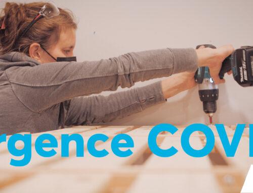 Film : découvrez le projet de solidarité Urgence COVID