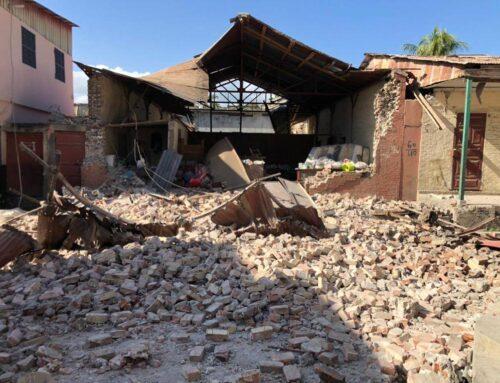 Séisme à Haïti : appel à la solidarité et à la reconstruction durable