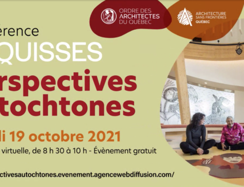 Conférence Perspectives autochtones